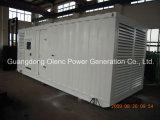 Diesel van Cummins van Kta38 1MW Generator met AC van de Marathon Alternator