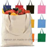 Vente en gros de sacs à main en coton de taille standard