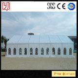 Hochzeits-Zelt China-Hersteller-weißes grosses Kabinendach-Zelt Belüftung-Carpas PARA Eventos mit Fenster