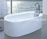 vasca da bagno moderna di ellisse di 1650mm (AT-1108)