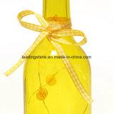La cadena de interior de los regalos LED de la decoración del jardín de la boda del partido enciende la botella de la luz de las estrellas de la dimensión de una variable del flor del ciruelo