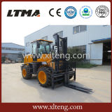 China 10 Tonnen raues Gelände-Gabelstapler-mit Cer-Bescheinigung