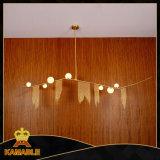 Maravilhosa Casa decorativa travando luz pendente (KAMD8120-7)