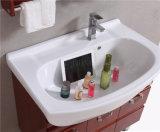 高品質の陶磁器の洗面器とのモジュラーサイズの浴室の虚栄心