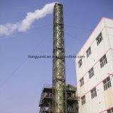 De Gaszuiveraar die van de Toren van de glasvezel Schadelijker Gas vangt