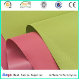 100% Douane van de Stof van de Polyester 600d*300d de pvc Met een laag bedekte Textiel voor Schooltassen