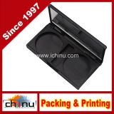 1 PCS, 2 PCS, 3 PCS-leere magnetische Kosmetik-Verfassungs-Augenschminke-Augen-Schatten-Paletten-Wannen mit Spiegel (2 Wannen)