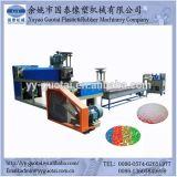 50-500 kilogramo por el plástico de la hora que recicla y máquina de la granulación