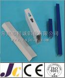 Profil en aluminium enduit d'extrusion de diverse poudre (JC-W-10017)