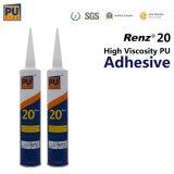 Renz20 High Flexibility Adesivo de poliuretano Selante do pára-brisas dianteiro traseiro para Autoglass Bonding