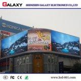 Muestra fija al aire libre de la visualización de LED P4/P6/P8/P10/P16