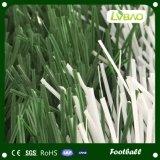プロフットボールの総合的な泥炭のマルチ使用の草