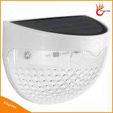 Impermeabilizzare l'indicatore luminoso esterno chiaro solare del giardino dell'indicatore luminoso della rete fissa dei 6 LED