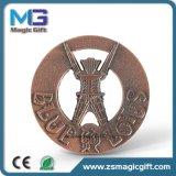 Pièce de monnaie personnalisée en métal du souvenir 3D