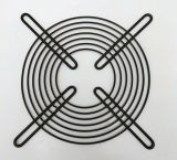 Metal Steel Wire Grille / Fan Guard para ventilador industrial