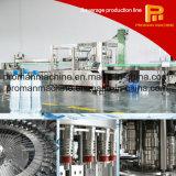 Linha completa de produção de água pura / mineral / máquina de enchimento 3in1