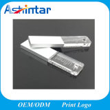 A luz de LED Mini pendrive USB Memory Stick USB Flash Drive USB de Cristal
