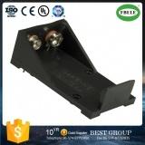 9 V Support de batterie Installation de puces pour PC, support de batterie