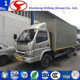 Je Fengshun Van/la boîte de chargement/Camion/LCV/2.5Ton commerciale à des camions légers (Euro 2)