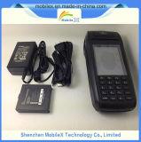 POS inalámbrico con crédito / débito lector de tarjetas, impresora, GPS, cámara