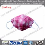 Respiratore della mascherina di polvere di Niosh N95 Ffp2 di stampa