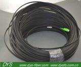 Однорежимный кабель падения с Sc-Sc/APC Cconnector