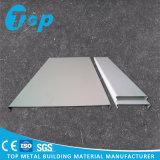 Gebogene perforierte Aluminiumlatte-Decke für u-Streifen-Decke