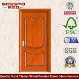 高品質固体木の内部部屋のドア(GSP6-006)