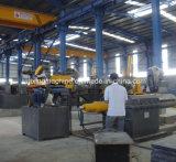 3-12mm Stahl-Metallblatt, das Ausschnitt-Maschine geraderichtet
