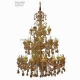 Освещение украшения Phine европейское домашнее сделанное из светильника сплава цинка привесного