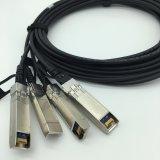 40g Qsfp+ к кабелю Attach Вентилятора-Outdirect 4X 10g SFP+ (DAC)