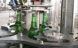 Automatische Kleine het Vullen van het Bier van de Fles van het Glas Machine om Afrika Uit te voeren