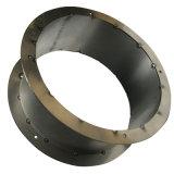 Часть металлического листа для того чтобы сформировать круговое кольцо