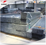40X40 20X40 Galvanized Square Steel Tube 40X60mm에서 200X200mm Ms