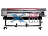 impresora principal doble del formato grande del 1.85m Dx5 Digitaces para hacer publicidad de la impresión