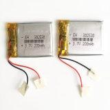 302530 3.7V 200mAh Lipo Bateria Recarregável para MP3, MP4, MP5