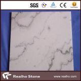 Naturale poco costoso fiammeggiato/ha lucidato le mattonelle di pietra di marmo del granito per la parete/pavimento