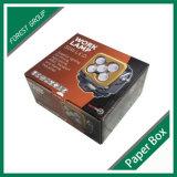 Tamaño personalizado de caja de embalaje de luz LED corrugado al por mayor