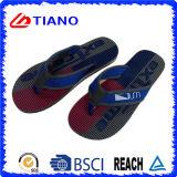 Nueva moda EVA colorido playa flip-flop para los hombres (TNK35348)