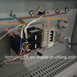 Forno elétrico da bandeja da plataforma 6 do equipamento 3 do cozimento da cozinha de Hongling