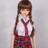 Кукла секса TPE японской молодой девушки школы твердая малая