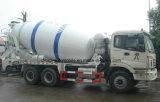 Camion de la colle de Cbm du mélangeur concret 8 de Foton 8m3