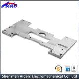 Часть металла CNC хорошей отделки подвергая механической обработке для автоматизации