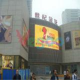 Visualizzazione di LED Fullcolor esterna P6 di pubblicità di HD video grande