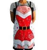 2016 새로운 디자인된 숙녀 Sexy Christmas Apron (80014)
