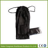 مستهلكة [نون-ووفن] [غ-سترينغ] لأنّ منتجع مياه استشفائيّة لباس