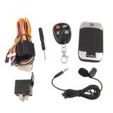 リモート・コントロールリアルタイムの追跡APPのマイクロフォンを持つ手段車GSM GPRS GPSの追跡者GPS303I
