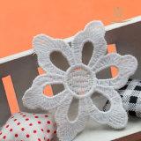 Merletto floreale del merletto di disegno del collo di Guangzhou Cheerfeel