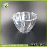 Устранимая пластичная тара для хранения еды с крышкой
