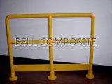 Guardrails de FRP/sistemas Arrier do material de construção/fibra de vidro